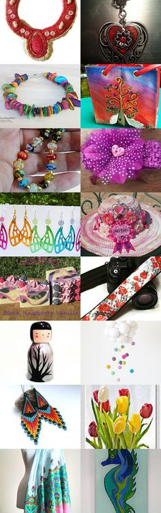 Color My Life by Erinn LaMattery on Etsy--Pinned with TreasuryPin.com
