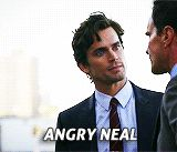 Hmm..Yum!<---Also another Angry Neal moment: is The Boxing episode