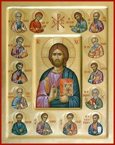 Christian Drawings, Christian Art, Byzantine Icons, Byzantine Art, Religious Icons, Religious Art, Faith Of Our Fathers, Sign Of The Cross, Orthodox Christianity