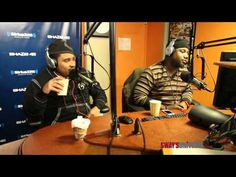 Murda Mook and Goodz stop by Sway in the Morning on Shade 45 and spit some bars.