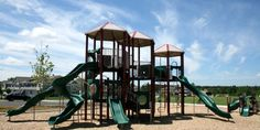 Millbrook Park Playground - Stillwater, MN