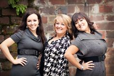 Alicia's Bridal Staff Photo: Toni Lynn Photography @toni @Gretchen Hubbard #groupposing #employeephoto #posing
