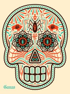 Image of DAY OF THE DEAD 2011 ORIGINAL COLORWAY