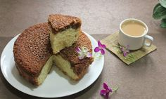 Ribbons to Pastas: Drommekage fra Brovst.....Danish Dream Cake for Eggless Bakers Group