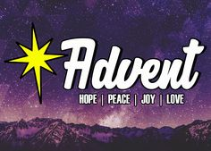Discovering Advent This Christmas Season
