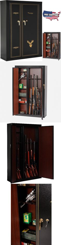 Cabinets And Safes 177877: Stack On 14 Gun Safe Fire Resistant Electronic  Lock Security Rifle Shotgun  U003e BUY IT NOW ONLY: $405.27 On EBay!