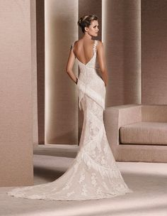 Reinold by La Sposa available from The Bridal Rooms