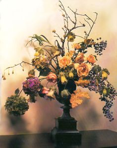 Constance Spry flowers