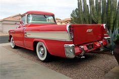 Cameo… 1958 Chevy half-ton