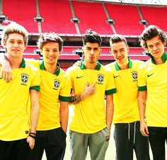 Brazil baby! Love that team....Oh and this one!