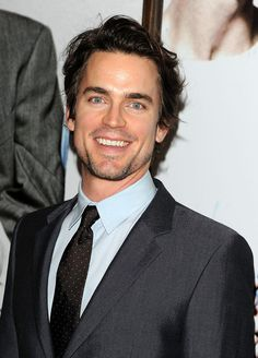 "Broadway Opening Of ""Next Fall""  Ahhhh. He is beutiful.  Matt Bomer plays Neal Caffry on White Collar."