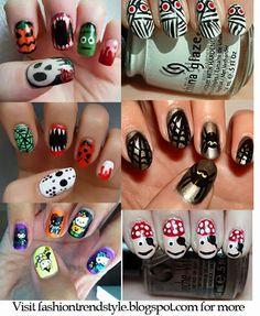 Easy nails art video nail art designs video channel with easy halloween easy nail art video tutorials 2 nail nailart fashiontrendstylespot prinsesfo Choice Image