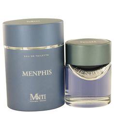 Menphis by Giorgio Monti Eau De Toilette Spray 3.6 oz