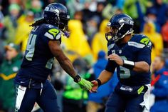 With Marshawn Lynch and Russell Wilson, Nothing Is Impossible... 2014 NFC Championship Game