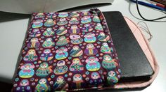 Case para tablet (by me)