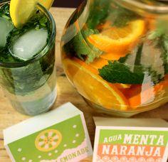 Cinco de Mayo non-alcoholic party drinks