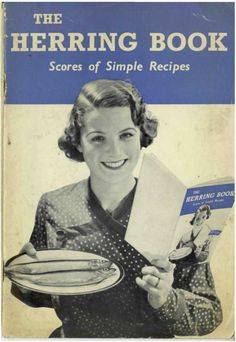 The Herring Book - Scores of Simple Recipes
