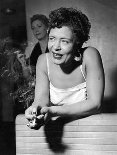 Billie Holiday (1915 — 1959)