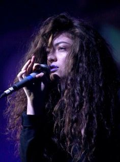 Lorde, you're weird I love you