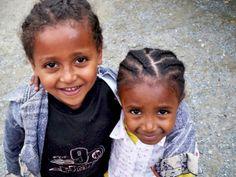 Smiles, from Ethiopia