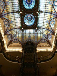 Gran Hotel de la Ciudad de México (Distrito Federal).