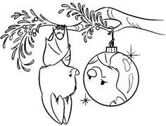 IMPRONTE D'AUTORE - STAMPING - PRODOTTI - TUTTO TIMBRI - 1811-R Pipistrello palloncino