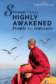 8 Strange Things Highly Awakened People Do Differently Spiritual Enlightenment, Spiritual Guidance, Spiritual Awakening, Spiritual Quotes, Spirituality, Happiness Challenge, Happiness Project, Buddha Thoughts, Good Communication Skills