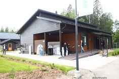 ASUNTOMESSUT 2019: HURMAAVA PIONEERIPUISTO Finland, Bmw, Outdoor Decor, House, Home Decor, Deco, Decoration Home, Home, Room Decor