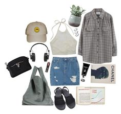 """ᶘ ᵒᴥᵒᶅ"" by branja ❤ liked on Polyvore featuring Maison Margiela, Monki, Master & Dynamic, Chicnova Fashion, Hot Topic, TokyoMilk, Zadig & Voltaire, Chanel, Torre & Tagus and DesignSix"