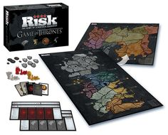 Game of Thrones Risk Game