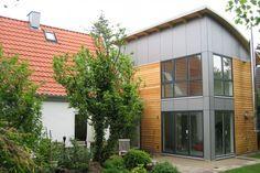 Anbau an ein Siedlungshaus in Reinbek   HARMS UND KÖSTER BAU GMBH