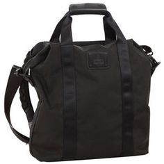 Genuine Bugatti Toronto Collection Shopper Bag Big Black Fashion RRP 200euro !!!