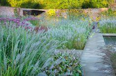 Cheshire garden   Tom Stuart-Smith Pinned to Garden Design - Planting Schemes by Darin Bradbury.