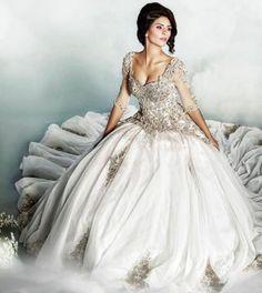 adc49622680 Such a cute wedding dress Beautiful Wedding Gowns