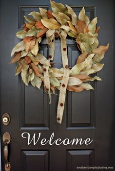 Fall Decorating Ideas | The Lettered Cottage