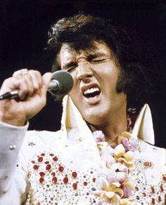 Elvis Presley (Jay's tattoo <3)