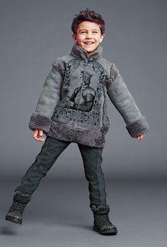 Dolce & Gabbana – Children Collection Gallery – Fall Winter 2014 2015