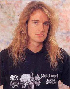 I'm pinning this because a) I love Dave Ellefson now and forever, and b) my husband can't see my pins XD