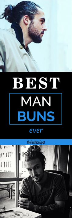 TREND: See the best man buns