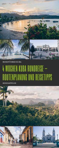 4 Wochen Kuba Rundreise mit dem eigenen Mietwagen oder dem Viazul Bus – Routenvorschlag, kulinarische Tipps und Hotelempfehlungen.