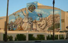 Warner Mural 2008