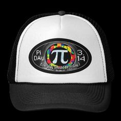 61f10969457a8 Everyday Should Be Pi Day Trucker Hat