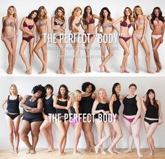 """""""dear kates, lingerie brand ad shows what real women's bodies look like after Victoria's Secret launched Perfect Body"""" Body Love, Loving Your Body, Perfect Body, Body Shaming, Victoria's Secret, Body Image Articles, Corps Parfait, Real Bodies, Modelos Plus Size"""