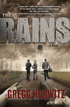 The Fox's Hideaway: Spotlight and Giveaway: The Rains by Gregg Hurwitz
