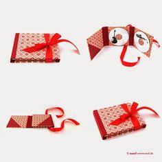 nauli double cd case with pockets for leaflets or small photos //  Doppel - DVD Hülle mit Einschub - Taschen für Leaflets oder kleine Fotos  #packaging #photographer