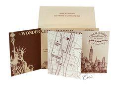 Ceci New York Old New York Wedding Invitations