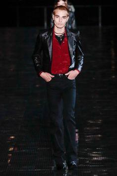 Saint Laurent Spring 2019 Menswear New York Collection - Vogue