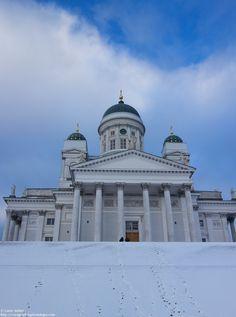La Cathédrale luthérienne à Helsinki Helsinki, Voyager Loin, Taj Mahal, Finland, Ride Or Die