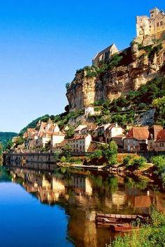 Dordogne River, southwestern France