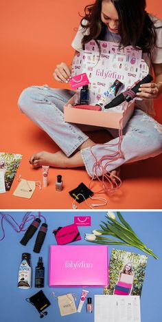 Celebrate spring in style with a FabFitFun Welcome box! With full-size beauty products, fashion items, and fitness products, FabFitFun isn't just a box of beauty samples, it's a seasonal box hand-picked by our team to help you feel good from the inside out. Check out the special Welcome Box full of popular products from past FabFitFun boxes. With over $300 worth of premium products in this Welcome Box, it's a must-have. Snag your Welcome Box from FabFitFun today!